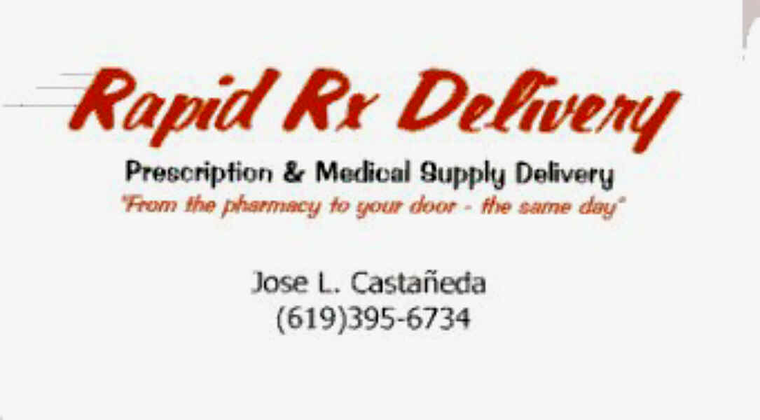 Pharmacy same day delivery